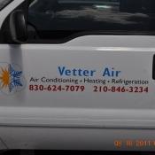 Pickup Vetter Air