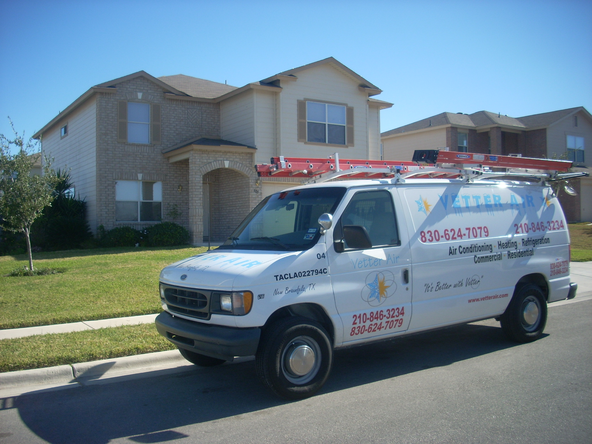 Ac Repair San Antonio And New Braunfels